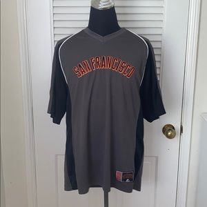 Authentic San Francisco Giants Majestic T-Shirt
